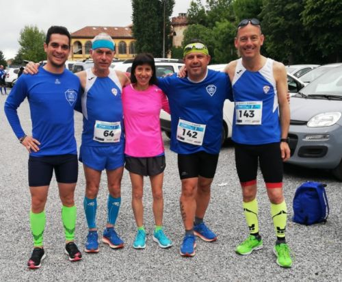 Run for Parkinson a Voghera